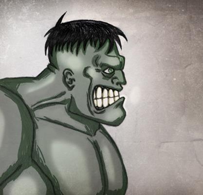 Hulk Hangry