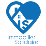 Immobilier Solidaire Logo